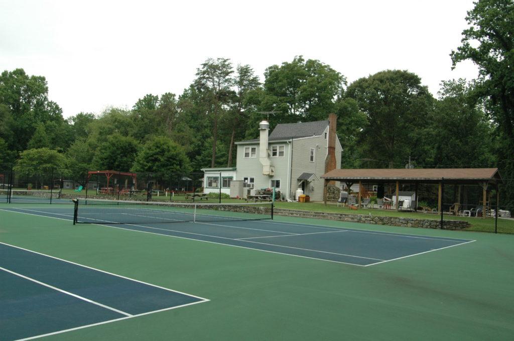 The Pine Tree Farmhouse.