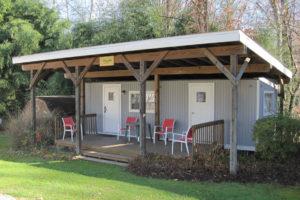 Pine Tree rental unit A (Arundel)