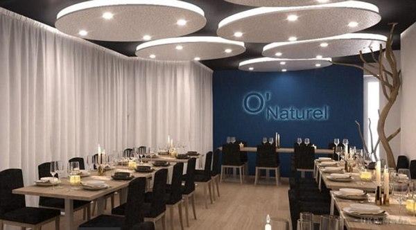 O'Naturel Nude Restaurant in Paris