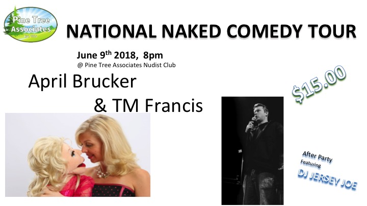 National Naked Comedy Tour